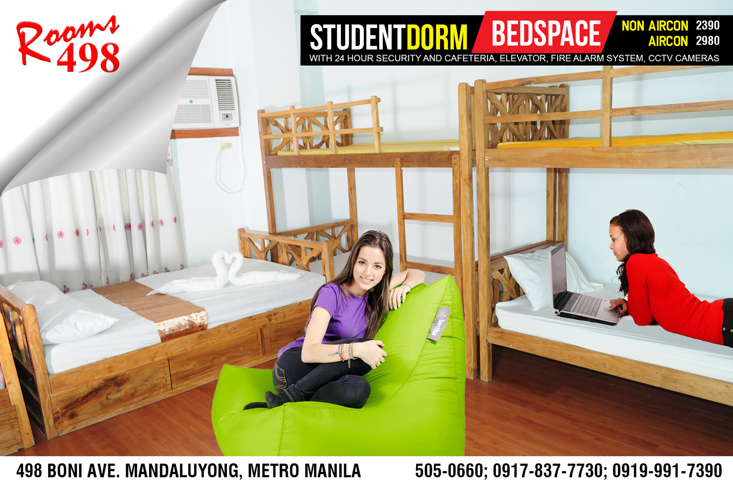 Metro Manila Affordable Rooms